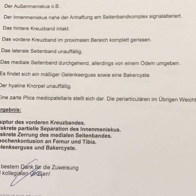 Fein Laterale Seitenband Knieanatomie Fotos - Anatomie Von ...