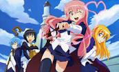 Zero no Tsukaima - (Anime, Fantasy, Action)