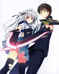 Absolute Duo - (Anime, Fantasy, Action)