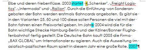 Hausarbeit 2 - (Schule, deutsch, lernen)