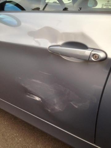 Schaden - (Auto, Motor, Unfall)