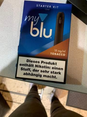 Hallo, Sind das e zigaretten und sind die leichter als