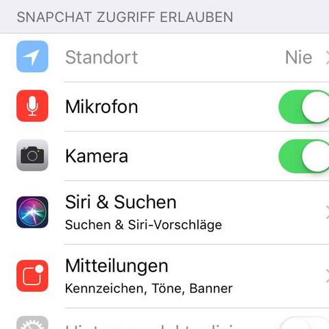 Snapchat karte standort faken ios