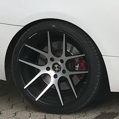 Hier die Felgen:) - (Name, BMW, Felgen)