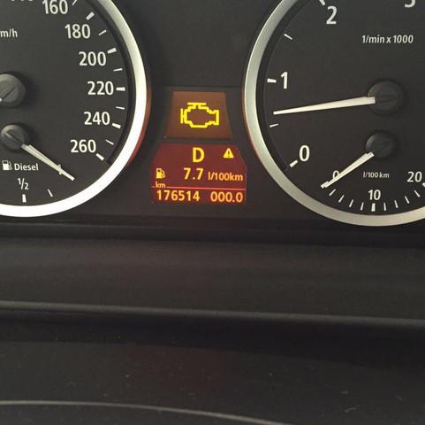 Was kann kaputt sein - (Auto, Fehlermeldung, kontrolllampe)