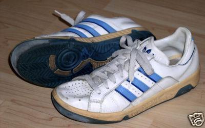 huge selection of 2cc30 61cae Hallo, wer kennt diese Adidas Schuhe aus den 80ern? (Sneaker ...