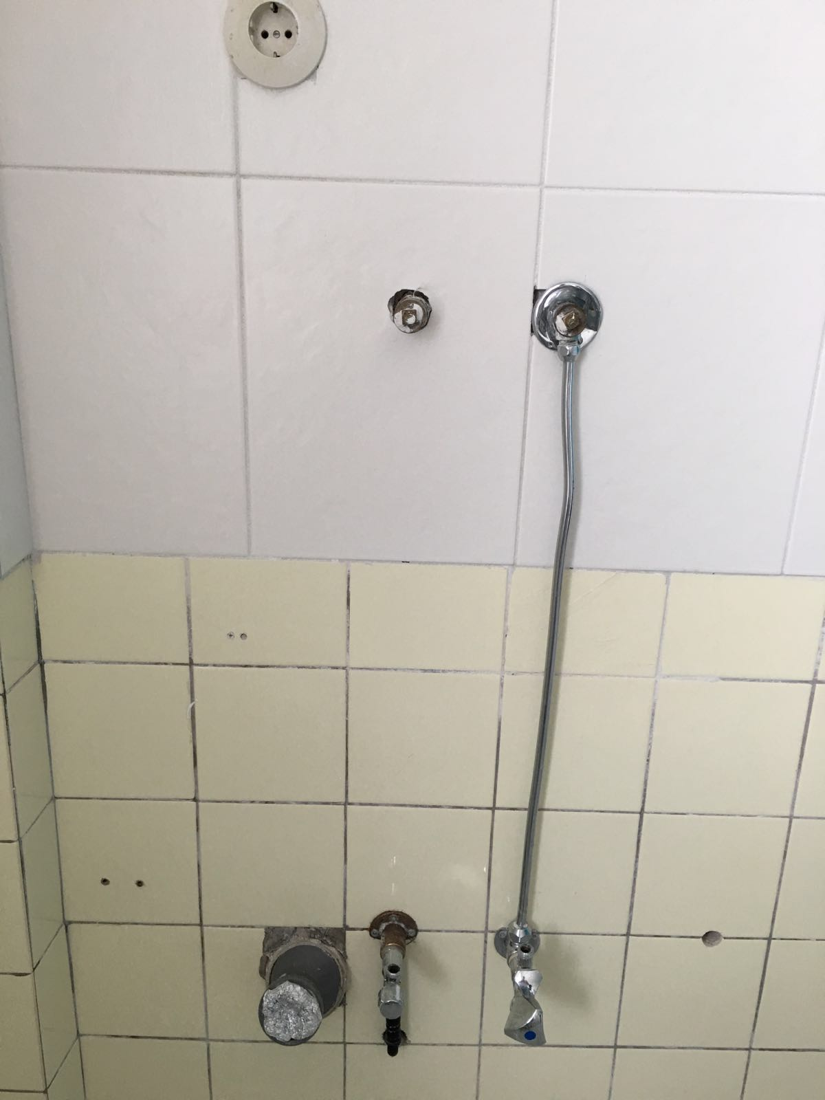 Kaltwasseranschluss Küche