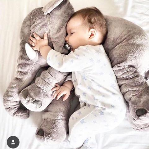 Quelle: Instagram - (Kinder, Stofftier, elefant)