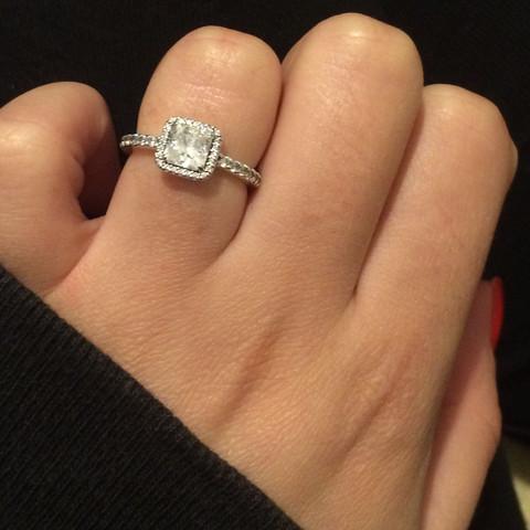 Das ist der Ring :) - (Ring, Silber, 925silber)