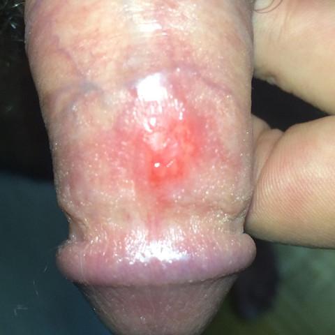 kleben dildo nach unten penis