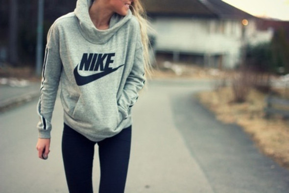 Nike Pullover - (Kleidung, Style)