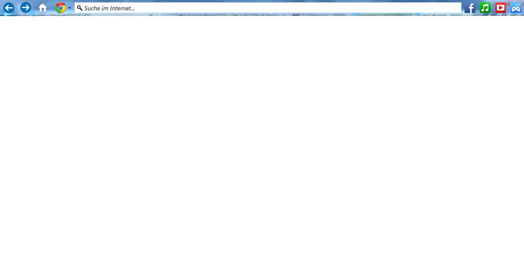 Toolbar/Suchleiste - (Computer, Windows, Windows 7)
