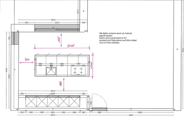 hallo zusammen wir planen gerade eine kochinsel f r. Black Bedroom Furniture Sets. Home Design Ideas