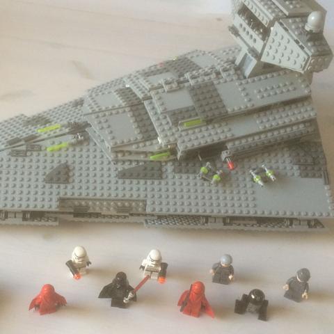 Lego Star Wars Nummer 6211 - (Star Wars, Lego)