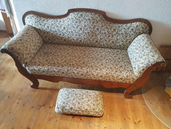 Hallo Haben Eine Sehr Alte Couch Zuhause Und Denken Sie Kommt Noch