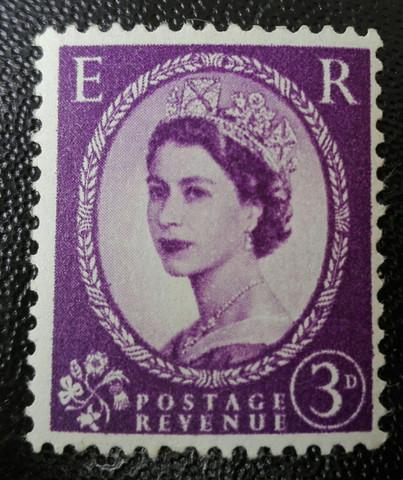 Queen Elizabeth - (Wert, Briefmarken, selten)