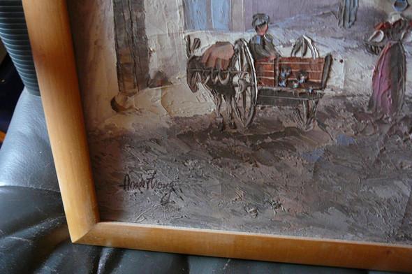 Armstrong 3 - (Künstler, Maler, Gemälde)