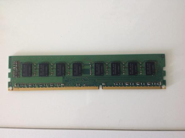 Der alte RAM (Hinten) - (Mainboard, RAM, PC-Hardware)