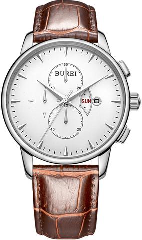 Kennt Jemand Von Euch Die Uhrenmarke Burei Uhr Armbanduhr Herrenuhr