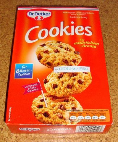 Hallo:)Suche die Cookies Backmischung von Dr. Oetker. Wo kann man sie kaufen?Bei real u rewe nicht:(