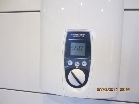 Durchlauferhitzer - (Sanitär, heißes Wasser)