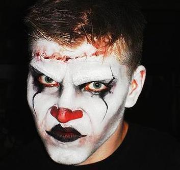 halloween masken schminken halloween masken selber schminken vorlagen halloween gesichter. Black Bedroom Furniture Sets. Home Design Ideas