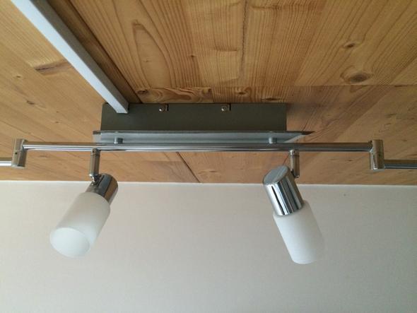 Halogenlampe Flackert Zeitraffer Strom Licht Lampe