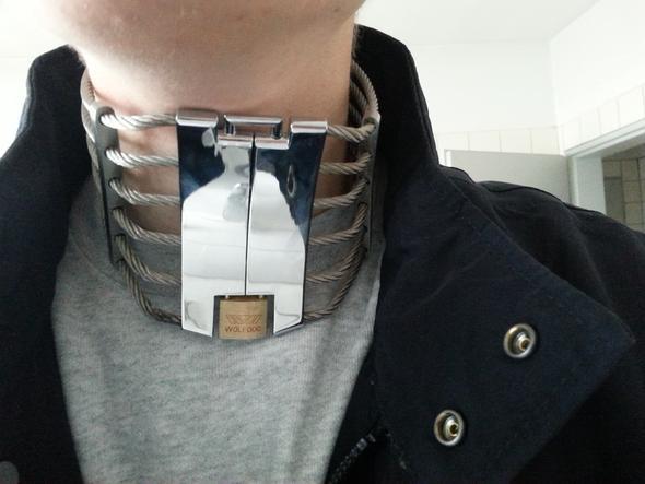 Halsband 2 - (Schwester, Schloss, Halsband)