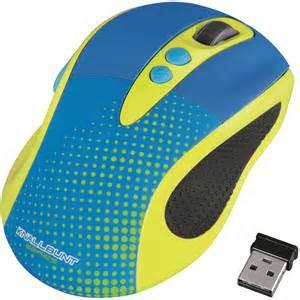 hinten - (Computer, Technik, Maus)