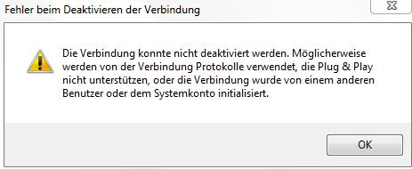 Fehlermeldung - (Computer, PC, System)