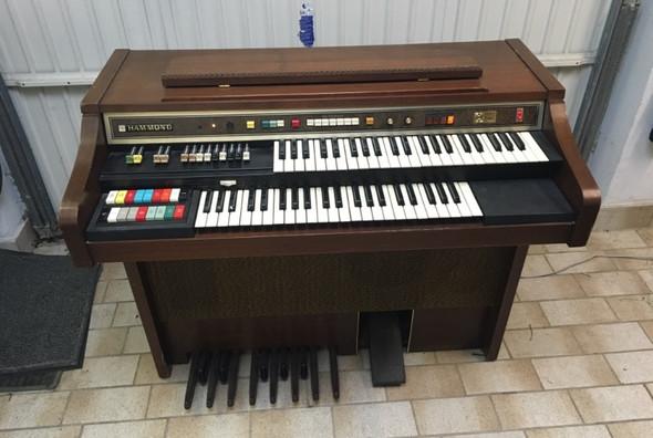 Hammond Orgel  - (Orgel, Hammond)