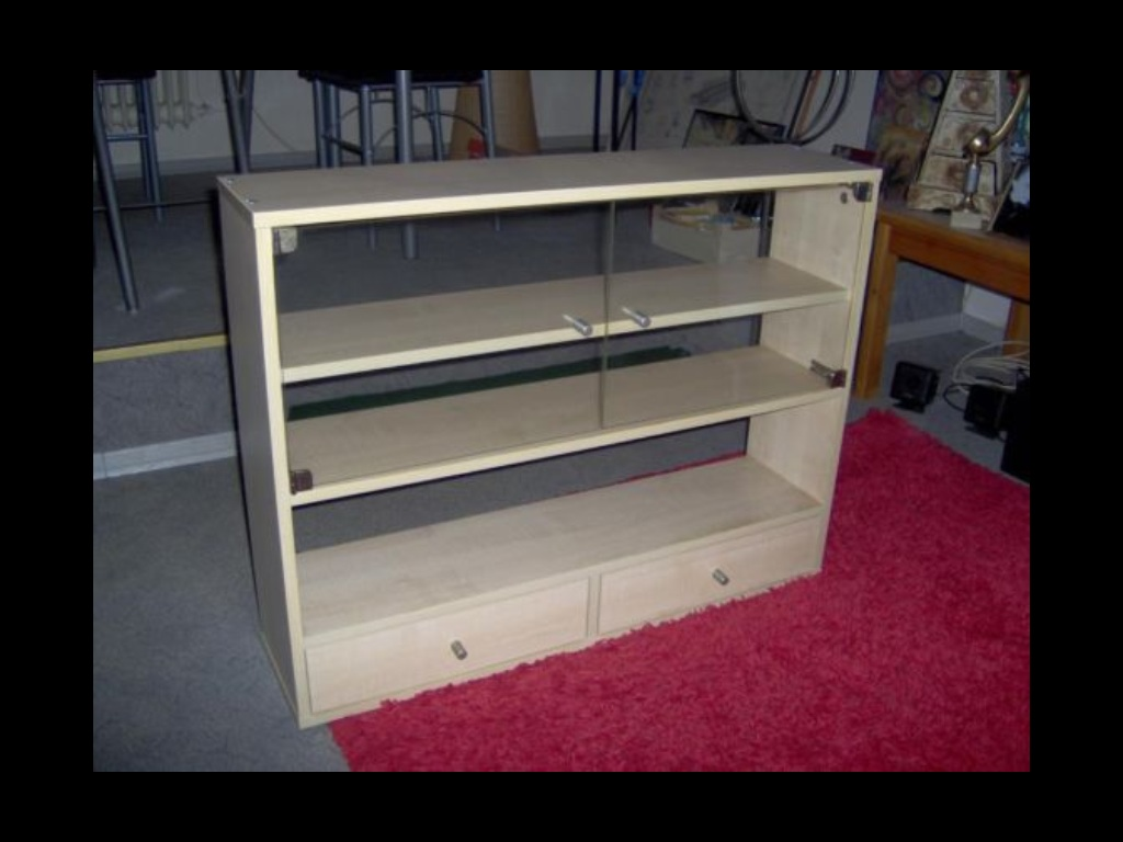 hamsterk fig aus schrank bauen hamster k fig. Black Bedroom Furniture Sets. Home Design Ideas