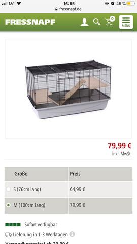 Hamsterkäfig gut oder eher nicht?