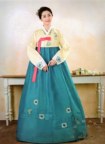 Hanbok  - (Kleidung, Feier)