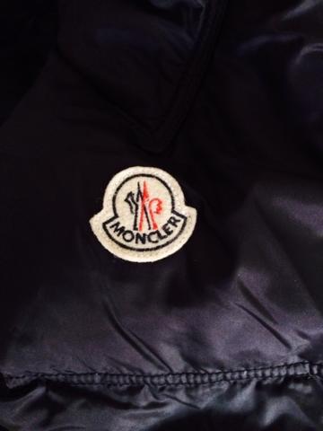 Moncler Jacke Fake Original