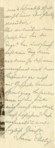 Seite 2 - (Handschrift, Sütterlin)