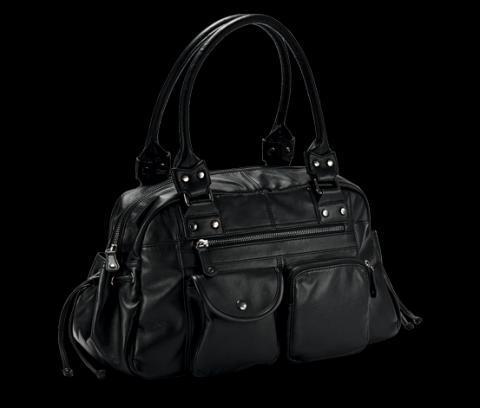 Handtasche aufpeppen