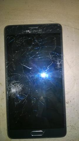 SCHEIß DRECK ! - (Handy, Samsung, Schrott)