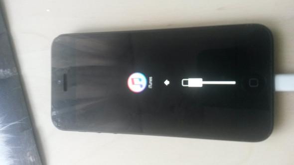 hier das bild - (iPhone, Reparatur)