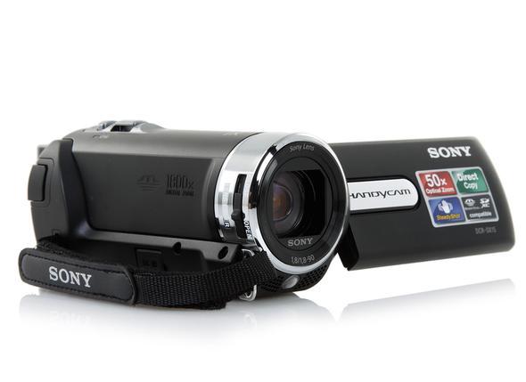 Sony Handycam dcr-sx15 - (Konzert, Camcorder, Mitnahme)