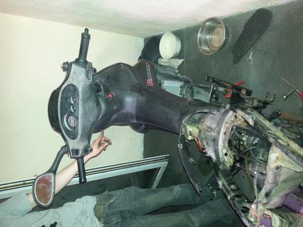 Handyhalterung roller