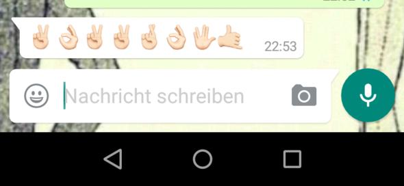 Handzeichen Emoji Was Will Er Mir Damit Sagen Bedeutung