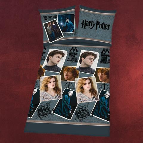 Die dunklere Bettwäsche Nummer 1 - (Harry Potter, Bett)