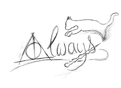 Gemischtes Bild Harry Potter Bilder Malen