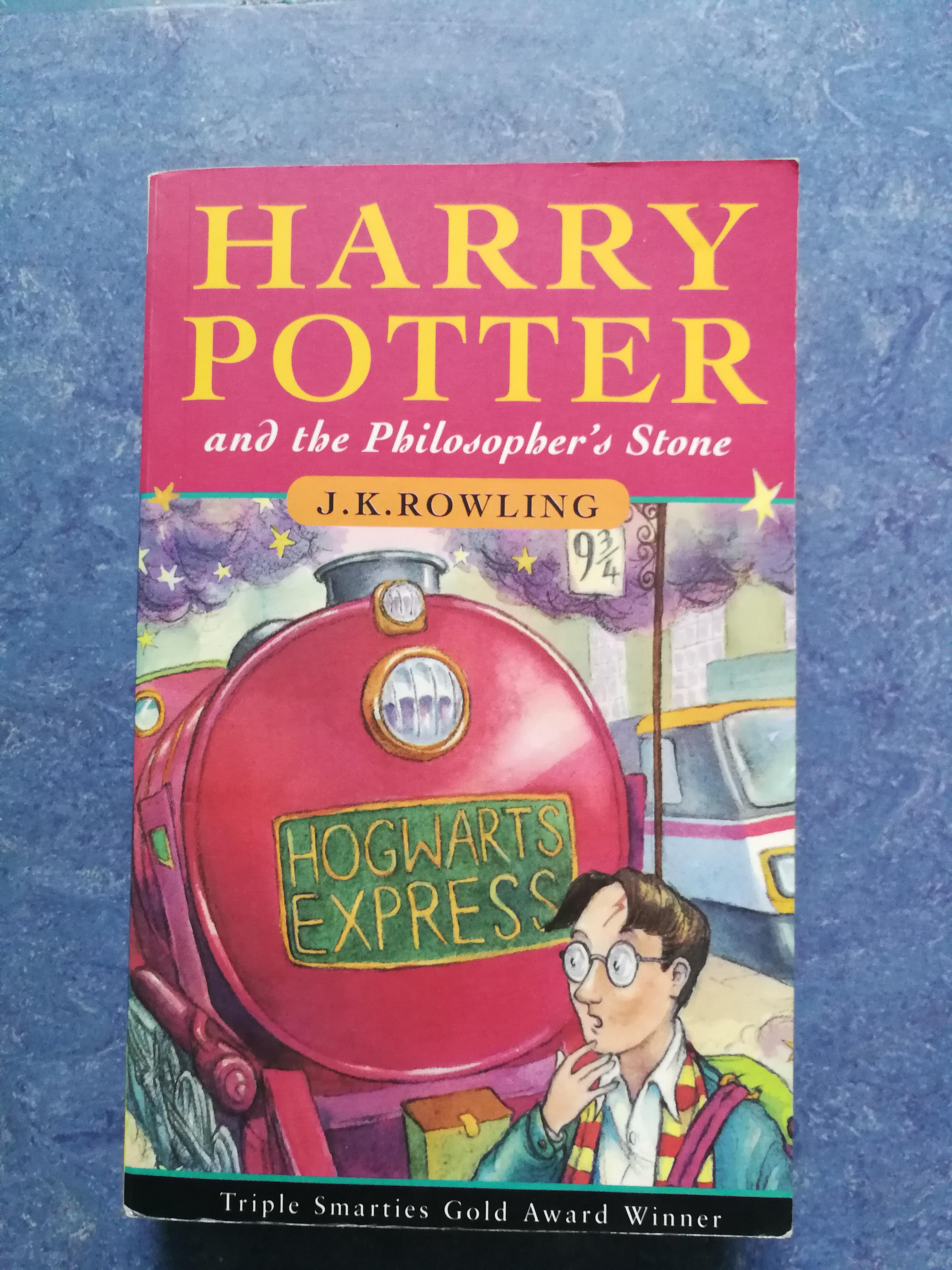 Harry Potter Und Der Stein Der Weisen Wert Computer Buch