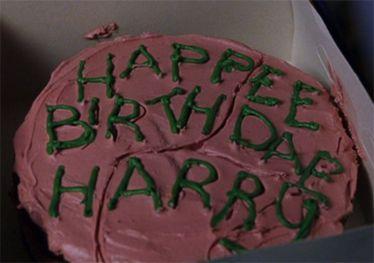 Harrys Geburtstagstorte Nachbacken 1 Teil Geburtstag Backen