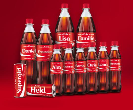 Coke Namen