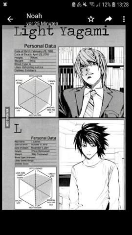 Hat der manga bestätigt dass Light klüger als L ist (Death note)?