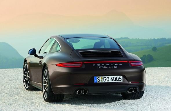 Porsche 911 Carrera 4S - (Auto, KFZ, Mercedes-Benz)