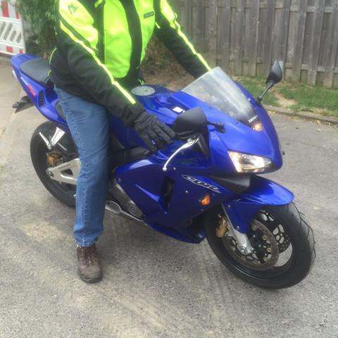 Cbr 600rr  - (Motorrad, Honda, CBR)